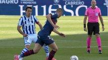 Liga : la Real Sociedad chute contre une équipe de Huesca qui se donne de l'air