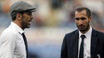 Gianluigi Buffon et Giorgio Chiellini prolongent d'un an à la Juventus !