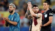 Sergio Agüero chambre Lionel Messi sur son caractère