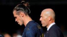 Les nouvelles révélations sur les relations délétères entre Gareth Bale et Zinedine Zidane