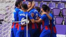 Liga : Eibar arrache une victoire précieuse à Getafe