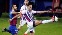 Liga : pas de vainqueur entre Eibar et Valladolid