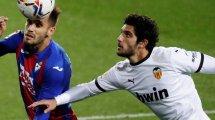 Liga : Eibar et Valence se neutralisent