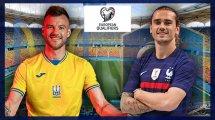 Ukraine-France : les compositions probables