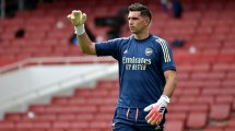 Arsenal : Emiliano Martinez voit un grand potentiel en Mikel Arteta