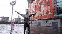 Le fils de Dennis Bergkamp mis à l'essai à Arsenal