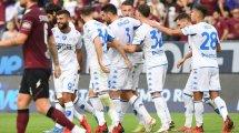 Serie A : Empoli enfonce un peu plus la Salernitana