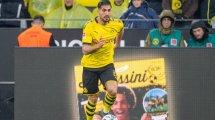 BvB : Emre Can et Axel Witsel privés de derby ?