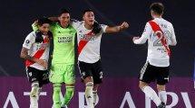 La victoire épique d'un River Plate décimé par la Covid-19 avec Enzo Pérez dans les buts !