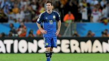 Argentine : Lionel Messi, des finales et des pleurs