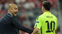 Manchester City prévoit d'acheter Lionel Messi en janvier !
