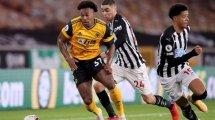 PL : Wolverhampton rattrapé sur le fil par Newcastle