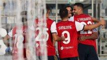 Serie A : Cagliari s'offre la Sampdoria