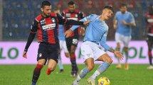 Serie A : la Lazio domine Crotone et se replace