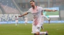 Serie A : l'AC Milan repart de l'avant contre Sassuolo, l'Inter suit le rythme