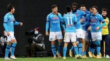 Serie A : le Napoli s'impose sur le fil, la Lazio suit le rythme