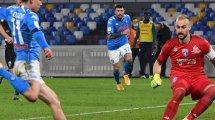Coupe d'Italie : le Napoli gagne au forceps contre Empoli