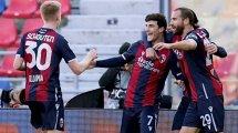 Serie A : Bologne gagne d'une courte tête contre Vérone