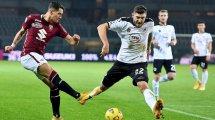 Serie A : le Torino et Spezia se quittent sur un triste 0-0