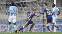 Serie A : Naples surpris à Verone, le Genoa vient à bout de Cagliari