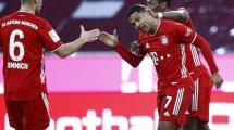 BL : le Bayern déroule, Dortmund suit, Gladbach accroché