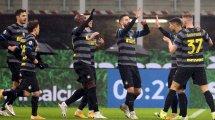 Serie A : l'Inter en démonstration contre Benevento