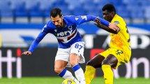 Serie A : Cagliari accroche la Sampdoria