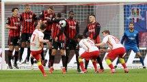 Bundesliga : le RB Leipzig accroché par l'Eintracht Francfort