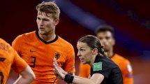 Euro, Pays-Bas : Matthijs De Ligt forfait contre l'Ukraine