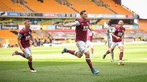 PL : Burnley et Chris Wood ne font qu'une bouchée de Wolverhampton