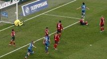 Russie : le Zenit champion après avoir humilié le Lokomotiv