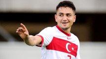 L'AS Roma dévoile les détails du prêt de Cengiz Ünder à l'OM
