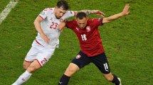 Euro 2020 : le Danemark résiste à la République Tchèque et file en demi-finale !