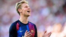 Le FC Barcelone communique sur les blessures de Frenkie de Jong et Gavi