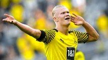 Borussia Dortmund : Marco Reus calme le jeu avec Erling Haaland