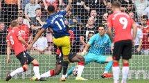 PL : Manchester United accroché par Southampton, Tottenham enchaîne contre les Wolves