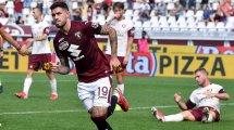 Serie A : l'Udinese sur le podium, le Torino régale, le Genoa renversant