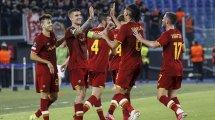 L'attaque XXL de l'AS Roma de José Mourinho