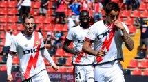 Liga : Radamel Falcao et le Rayo enfoncent un peu plus Getafe