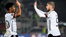 Qualif. CDM 2022 : l'Allemagne se qualifie déjà, les Pays-Bas déroulent, la Russie prend l'avantage sur la Croatie