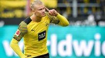Bundesliga : Haaland et Dortmund disposent de Mayence et prennent la tête, Leipzig et Francfort n'enchaînent pas