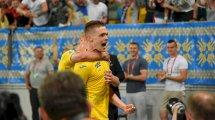 Viktor Tsygankov le nouveau prodige du football ukrainien