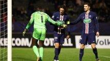 L'Inter Milan veut profiter des fins de contrats au PSG