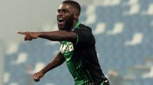 Chelsea : Sassuolo retire l'option de rachat de Jeremie Boga