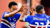 Sampdoria : tous les joueurs touchés par le COVID-19 sont guéris