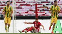 Liga NOS : accroché par Tondela, le Benfica en profite à peine