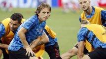 La Croatie sans Luka Modric ni Ivan Rakitic face à la France