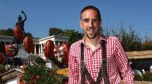 Franck Ribéry ne rejoindra pas Fribourg