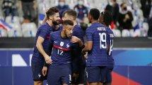 Amical : l'équipe de France ne fait qu'une bouchée de l'Ukraine !
