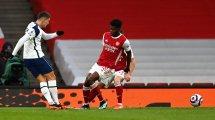 Tottenham : le but majestueux d'Erik Lamela contre Arsenal en vidéo
